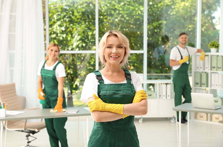 answering service for cleaning companies