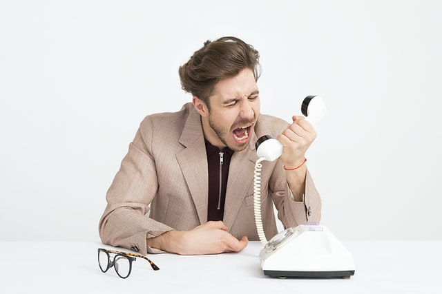 how to handle difficult callers